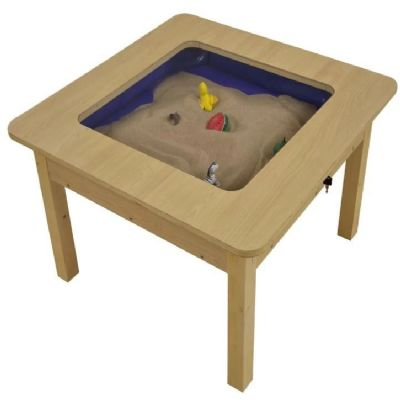 Observation Discovery Table,Sensory play table,sensory discovery table